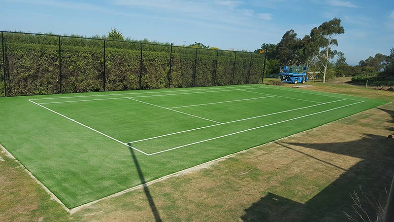 Geelong Tennis Turf