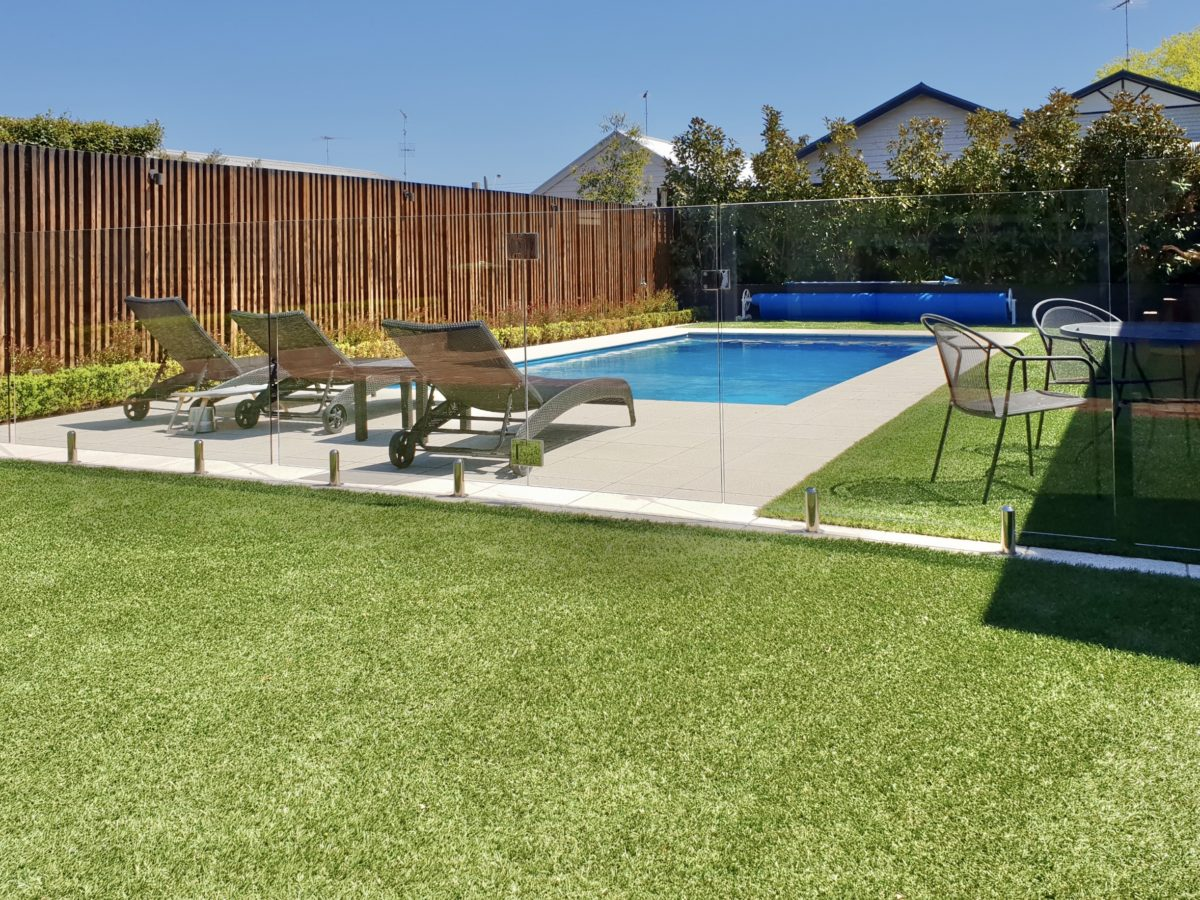 Geelong Synthetic Lawn 282